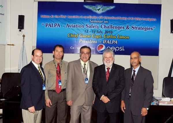 "Seminar on ""PALPA – Aviation Safety Challenges & Strategies"""