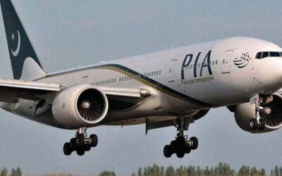 Covid-19: China stops PIA flights for three weeks