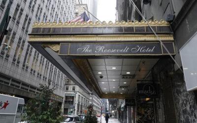 Farewell Roosevelt Hotel