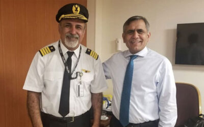 PIA praises pilot for dealing with crisis-like situation at Kabul airport
